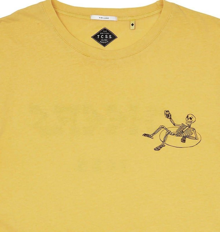 The Critical Slide Society TCSS cheers tee
