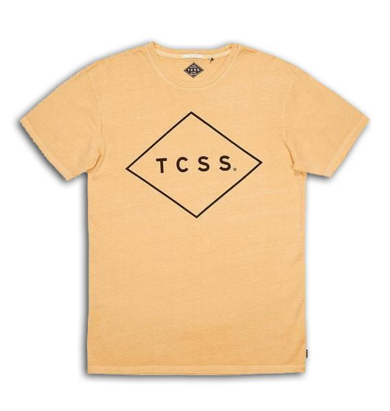 The Critical Slide Society TCSS standard tee wheat