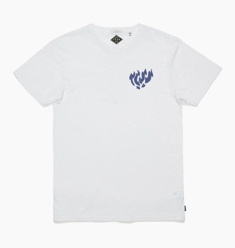 The Critical Slide Society TCSS burnout tee