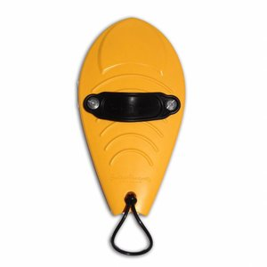 Salt Creek Palmboards Salt Creek handplane The Spoon yellow