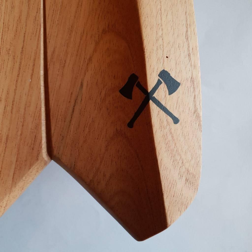 Le Bucheron de la Mer Handplane Plankenn Koad