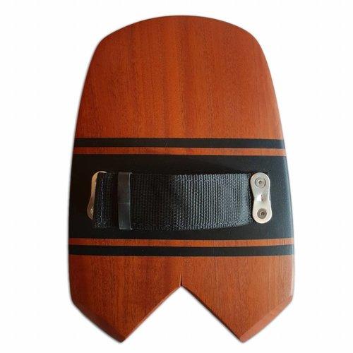 Le Bucheron de la Mer Handplane Plankenn Koad Black