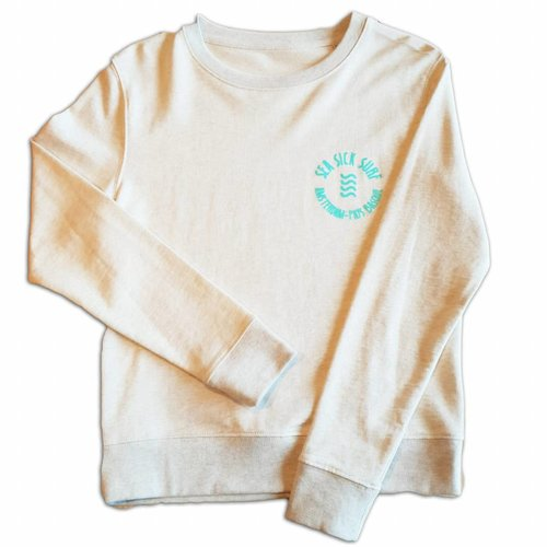 Sea Sick Surf Sea Sick Surf Womens sweater cream