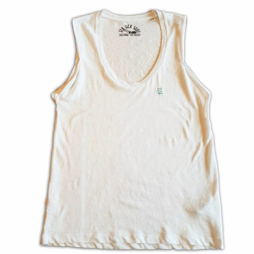 Sea Sick Surf Sea Sick Surf Women's tank top white