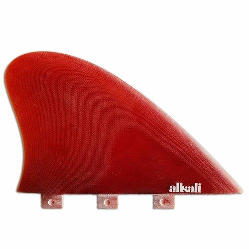 Alkali Fins Alkali 3-tab twin keel fins