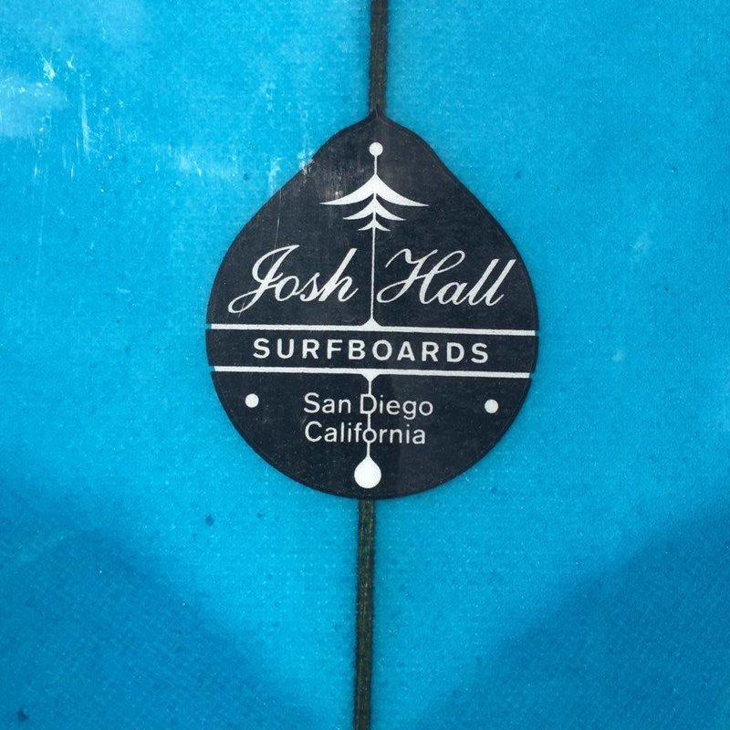Josh Hall Long Fish 6'8  // SOLD
