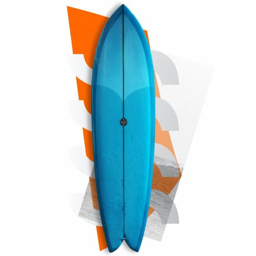 Josh Hall Long Fish 6'8  // SOLD