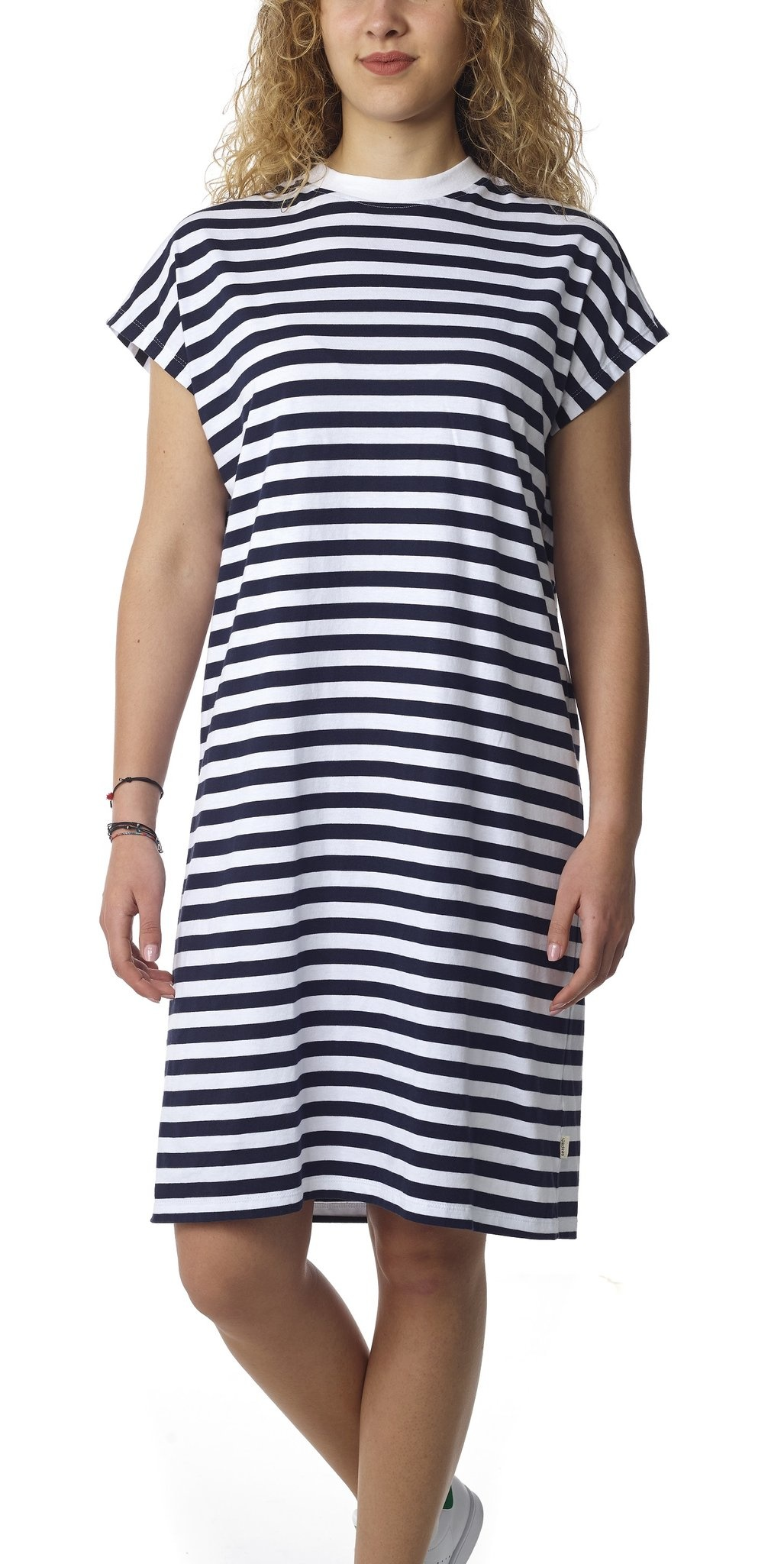 Seapath Seapath Lines Dress Navy Blue
