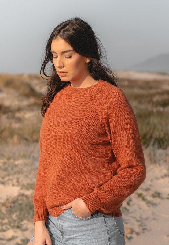 Seapath Seapath Sunset Merino Knit