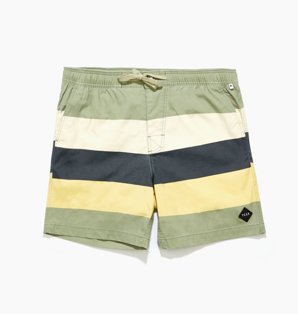 The Critical Slide Society TCSS sunset boardshort