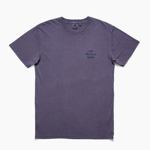 The Critical Slide Society TCSS Vandal Tee Cyber Grape