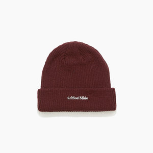 The Critical Slide Society TCSS Commune Beanie Dirty Port