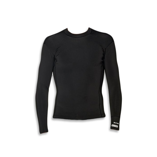 NCHE 2mm Long Sleeve Wetsuit Jacket Vest Black