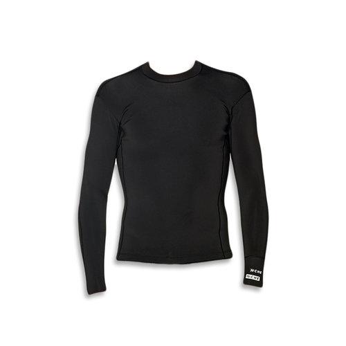 NCHE 2mm Long Sleeve Wetsuit Jacket Vest Black