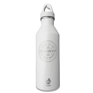 Sea Sick Surf Sea Sick Surf Lasered Etched Water Bottle Grey