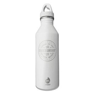 Sea Sick Surf Sea Sick Surf Lasered Etched Water Bottle Grey