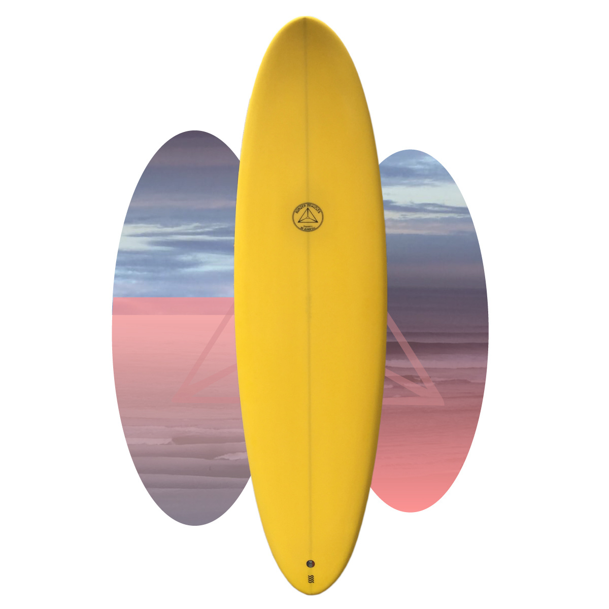 Campbell Brothers 7'0 Bonzer Egg // SOLD