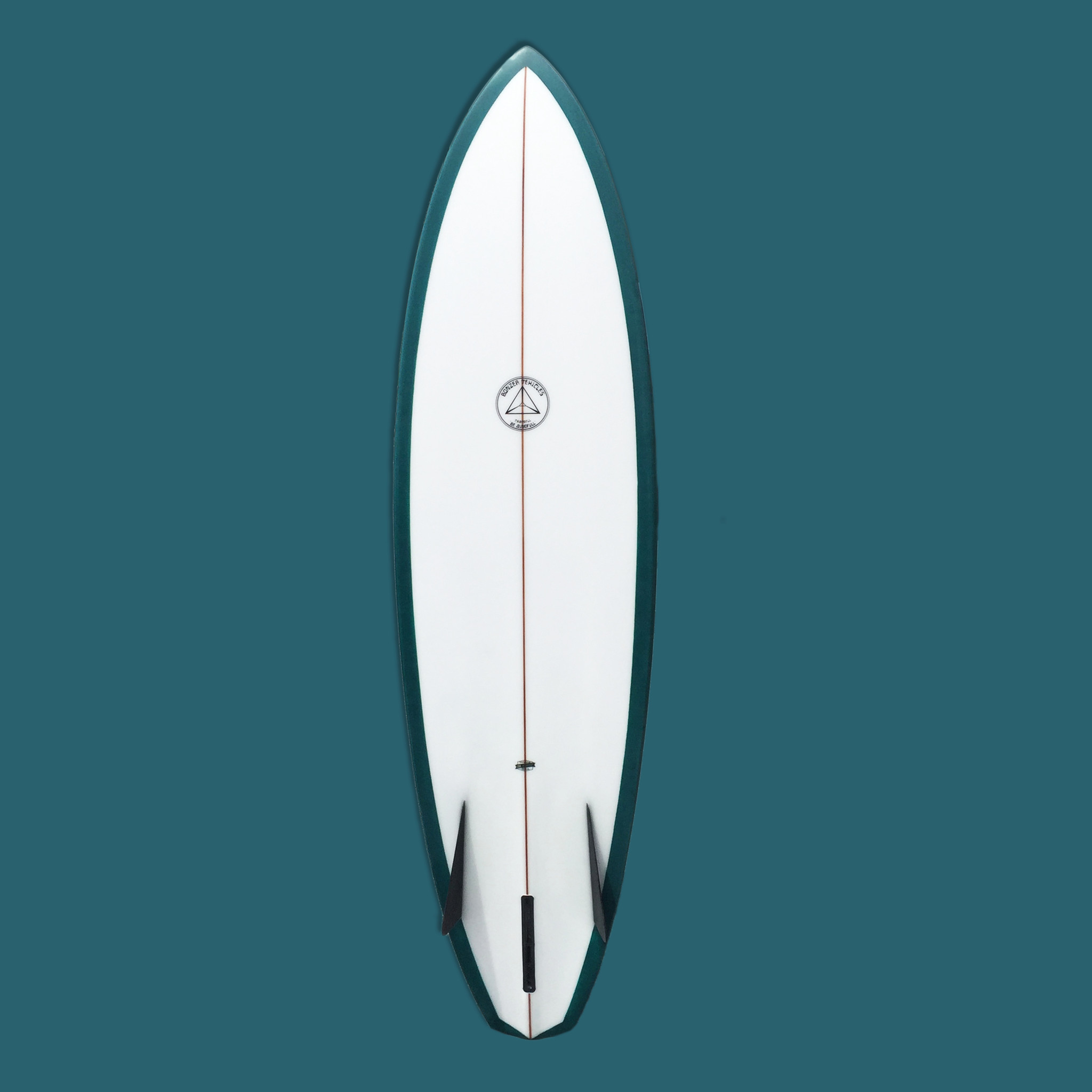Campbell Brothers Russ Short 6'8 Bonzer // SOLD