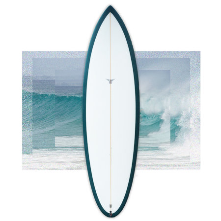 Josh Keogh Salsa Twin 6'6 // SOLD