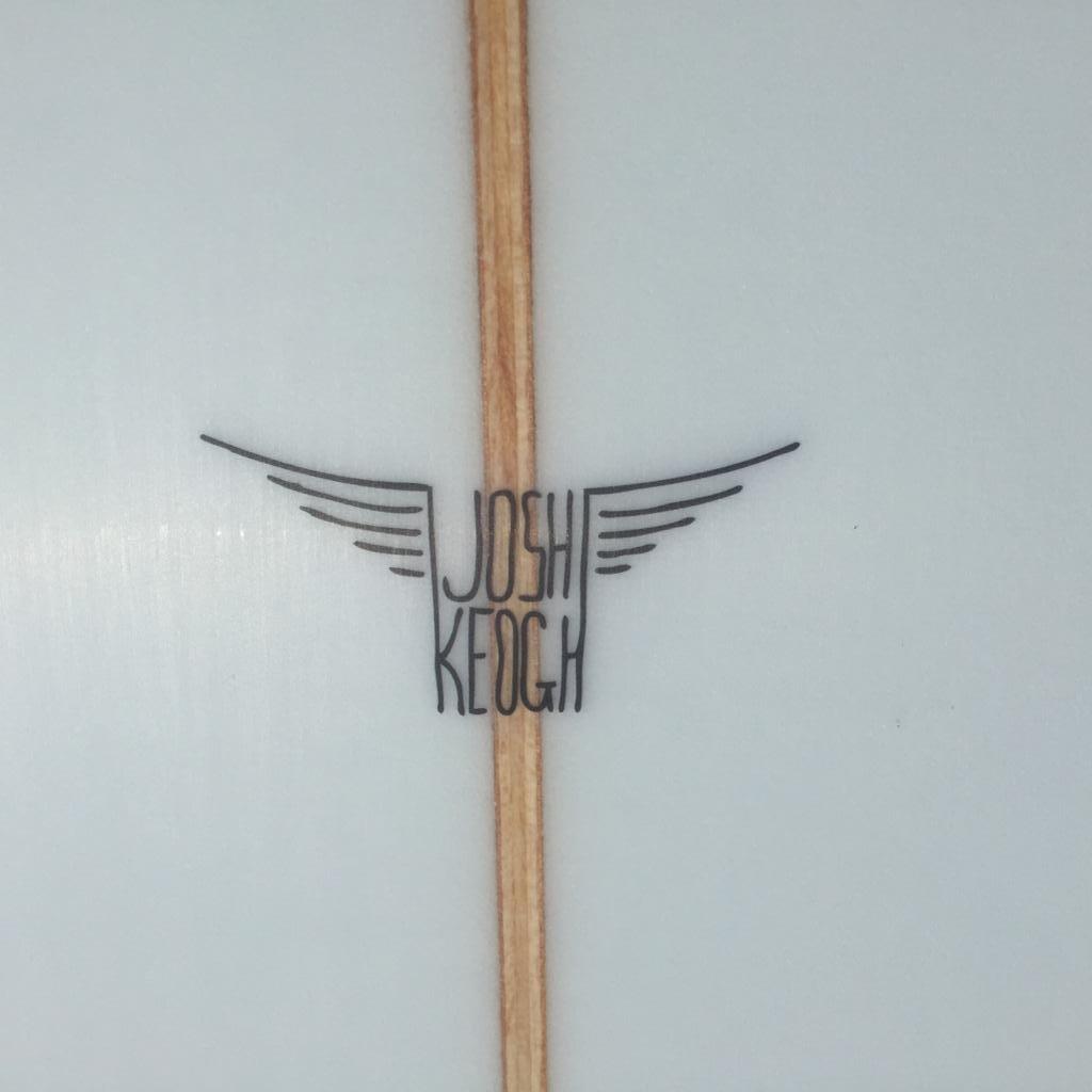 Josh Keogh Twin + One 7'7 // SOLD