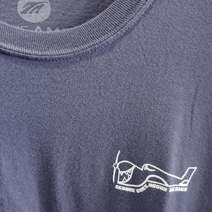 True Ames Greenough Airplane Tee Midnight Blue