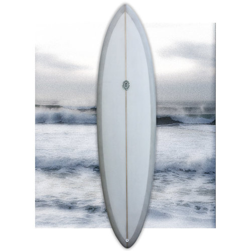 Neal Purchase Junior Single Fin 7'0