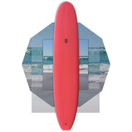 Sea Sick Surf Sea Sick Surf Classic Noserider 9'3 // SOLD