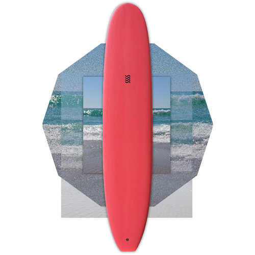 Sea Sick Surf Sea Sick Surf Classic Noserider 9'3 // SOLD