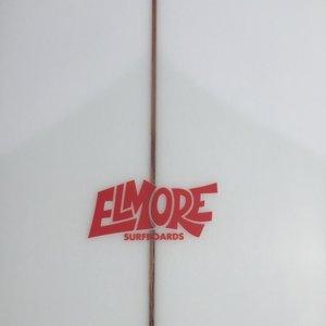 Troy Elmore EGGMAN 7'2 VOLAN // SOLD