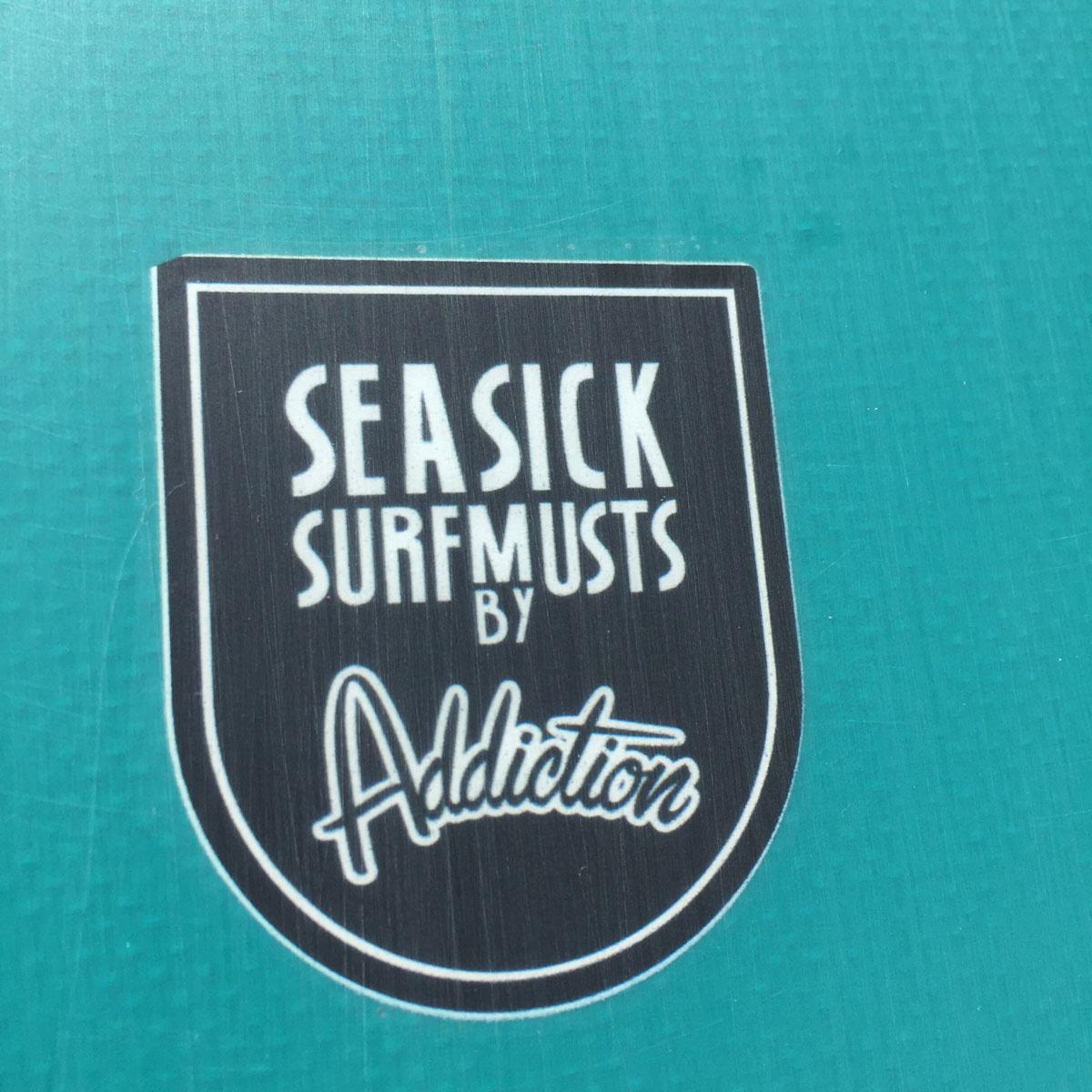 Sea Sick Surf Sea Sick Surf Classic Egg 7'5