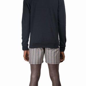 Mami Wata Surf Mami Wata Surf Men's Mami Banana Sweatshirt Black