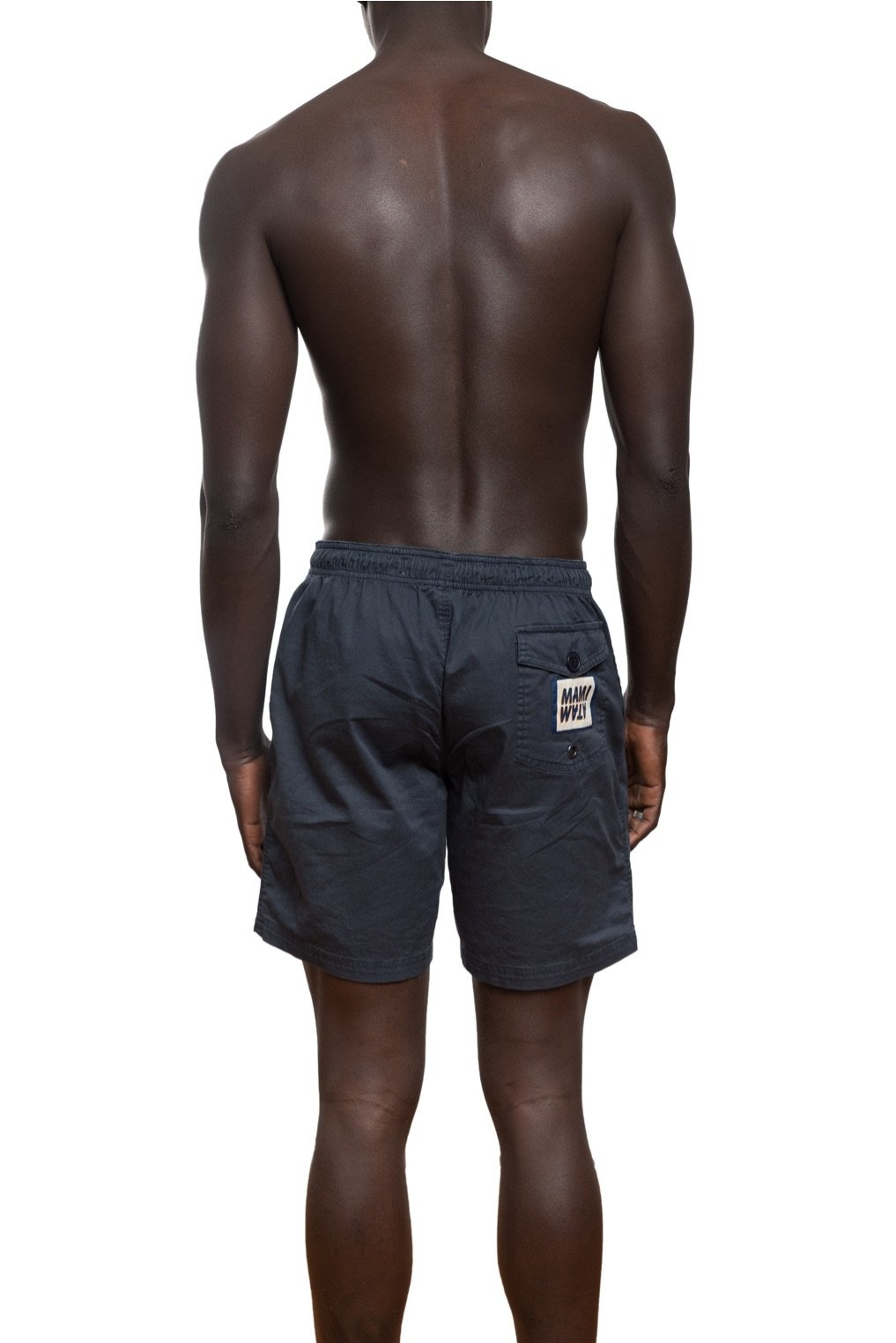 Mami Wata Surf Mami Wata Surf Men's Midnight in Accra Surf Trunk - Midnight Blue
