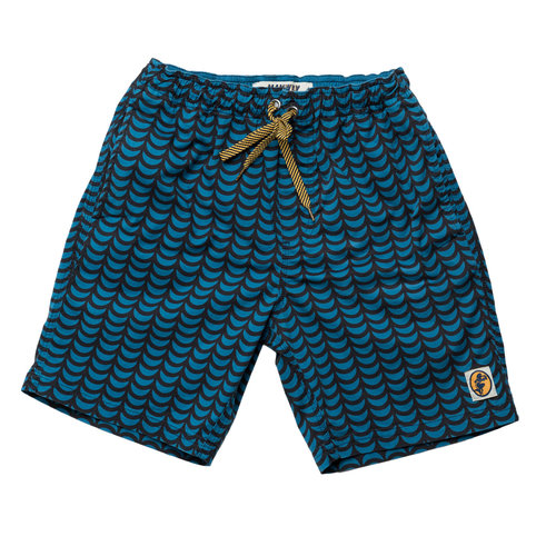 Mami Wata Surf Mami Wata Surf Men's Tofo Surf Trunks Blue Black