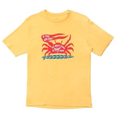 Mami Wata Surf Mami Wata Surf Men's Mami Crab Tee Yellow