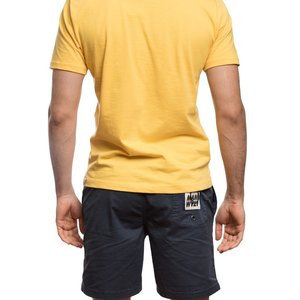 Mami Wata Surf Mami Wata Surf Men's Mami Crab Tee Yellow