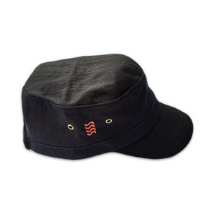 Sea Sick Surf SSSS Army Cap Black