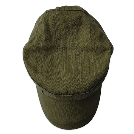 Sea Sick Surf SSSS Army Cap Green