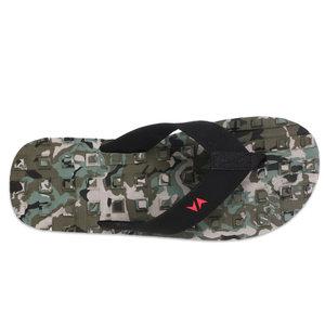 RVCA astrodeck sandal Camo