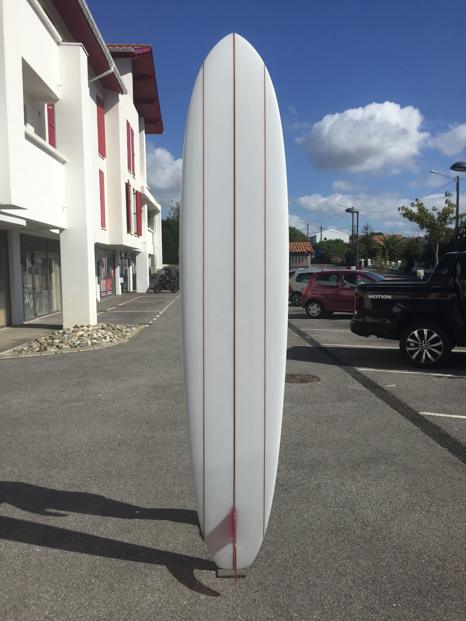 Gato Heroi Killer Triple Stringer 9'4 // Gone, SRRY