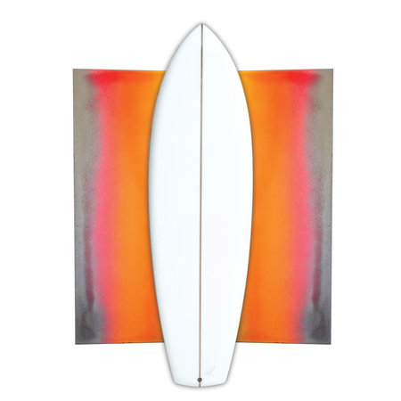 Luc Rolland 6'2 Single Fin