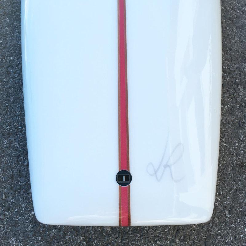 LR Luc Rolland 9'4 red stringer