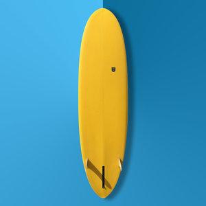Sea Sick Surf Sea Sick Surf Classic Egg 7'3