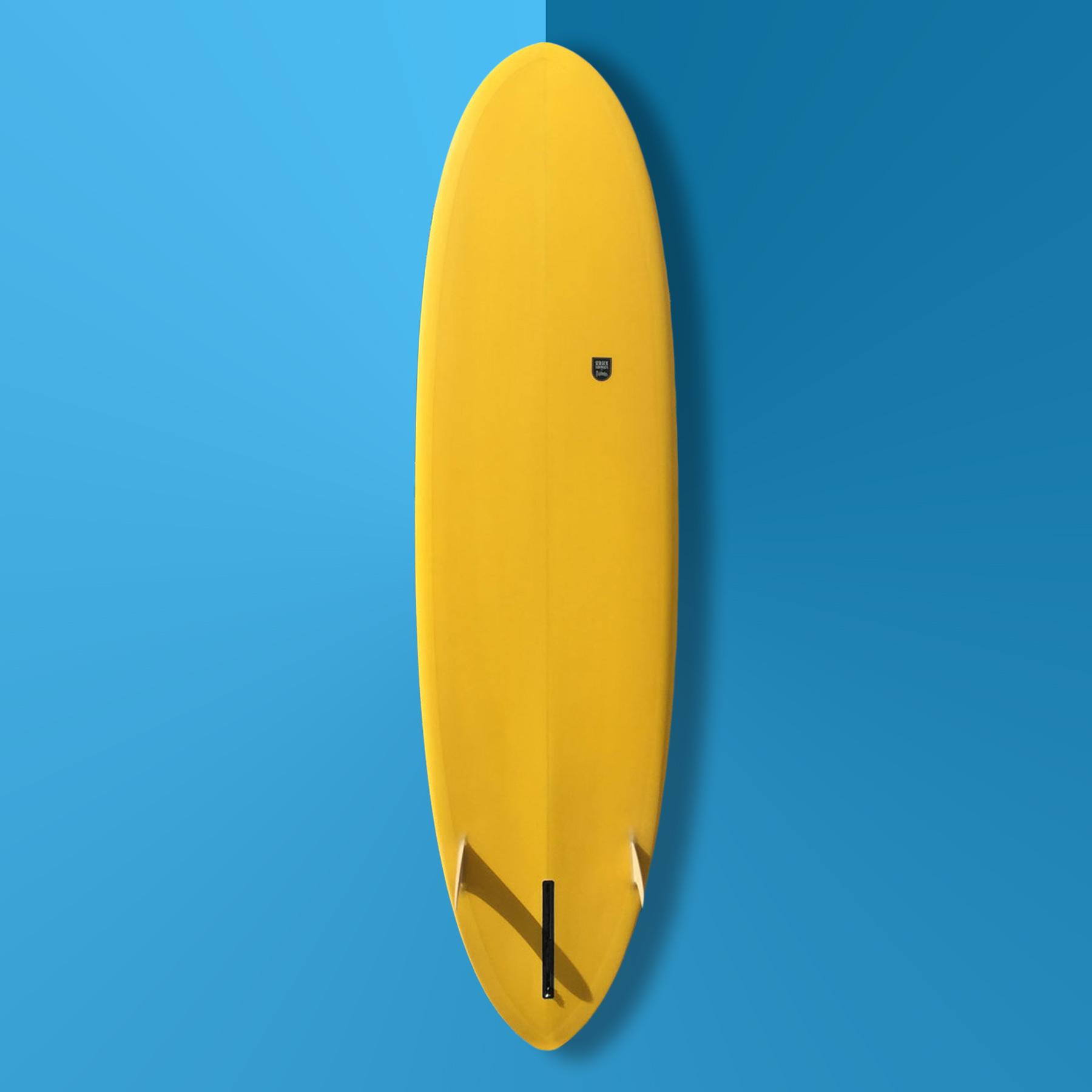 Sea Sick Surf Sea Sick Surf Classic Egg 7'3 // SOLD