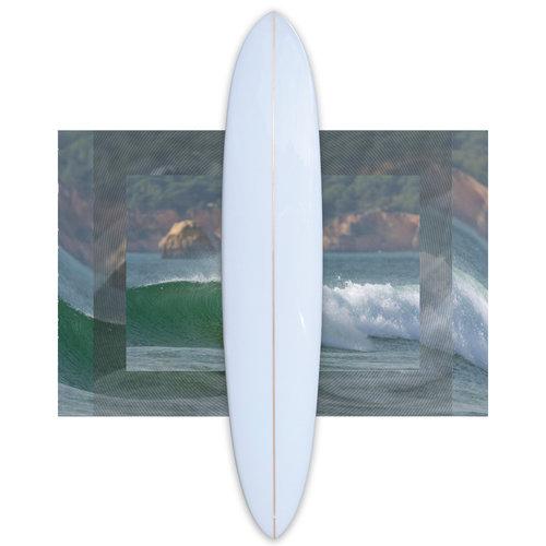 Sean Cusick Surfboards Sean Cusick Anhinga 9'2 Longboard Volan