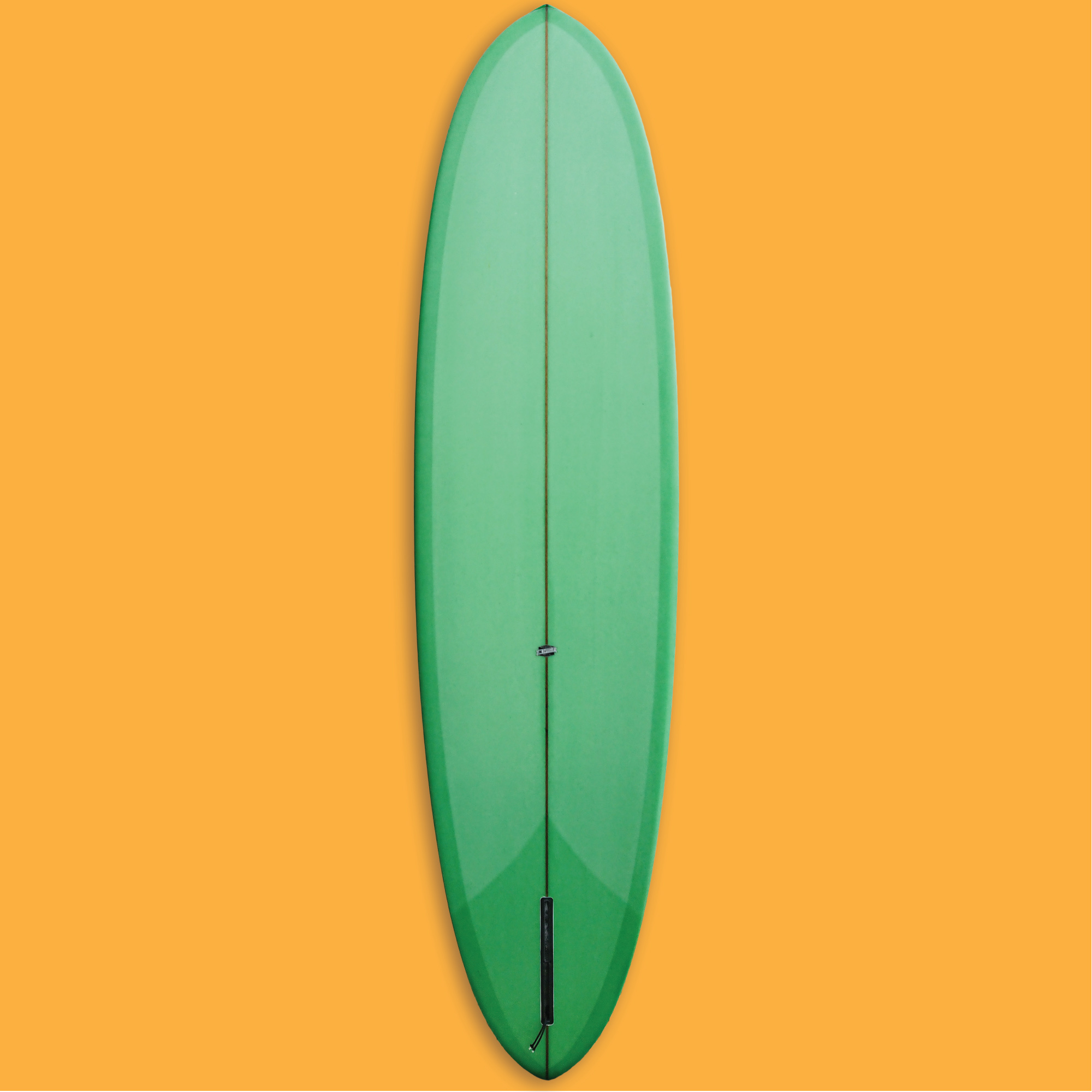 Troy Elmore Eggman 7'4 green