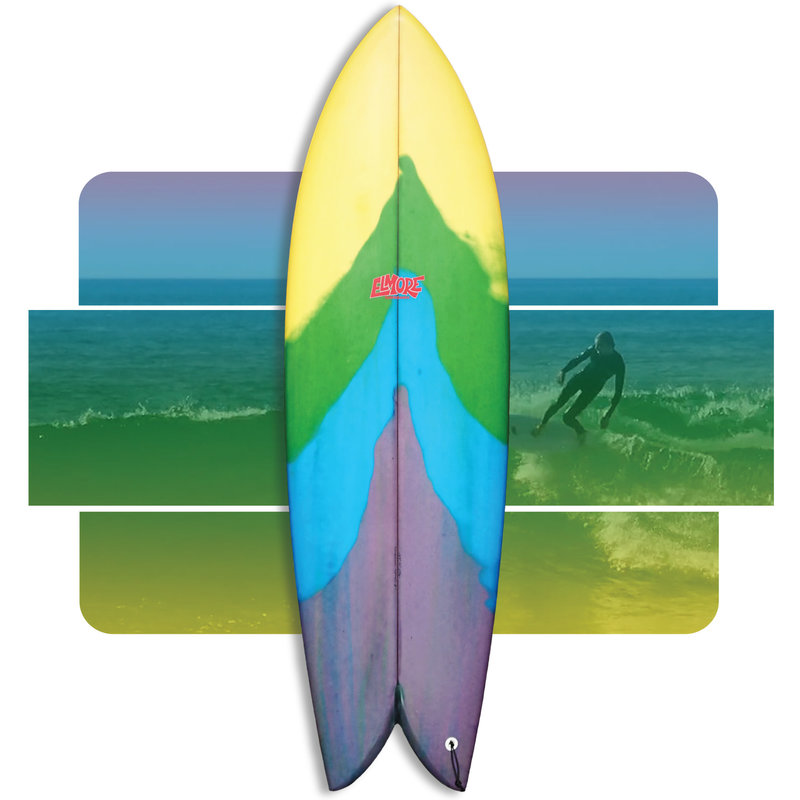 Troy Elmore Frye'd Fish 5'9 // SOLD