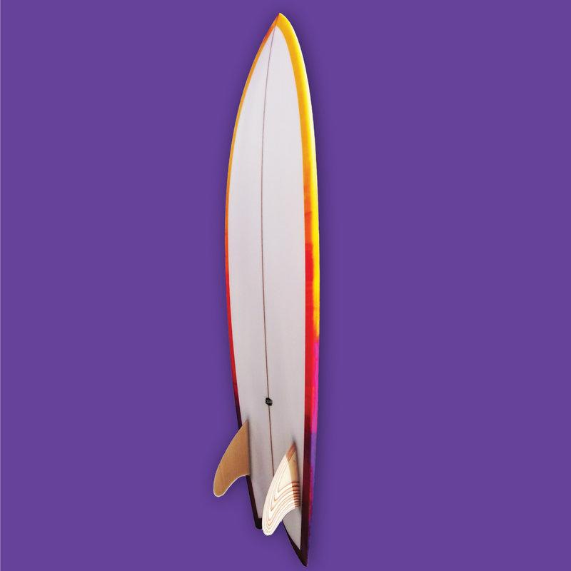 Troy Elmore Frye'd Fish 5'6 // SOLD