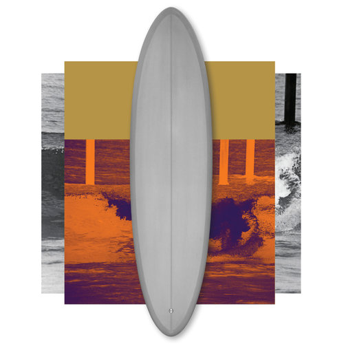 Bob Mitsven 7'2 Egg // SOLD
