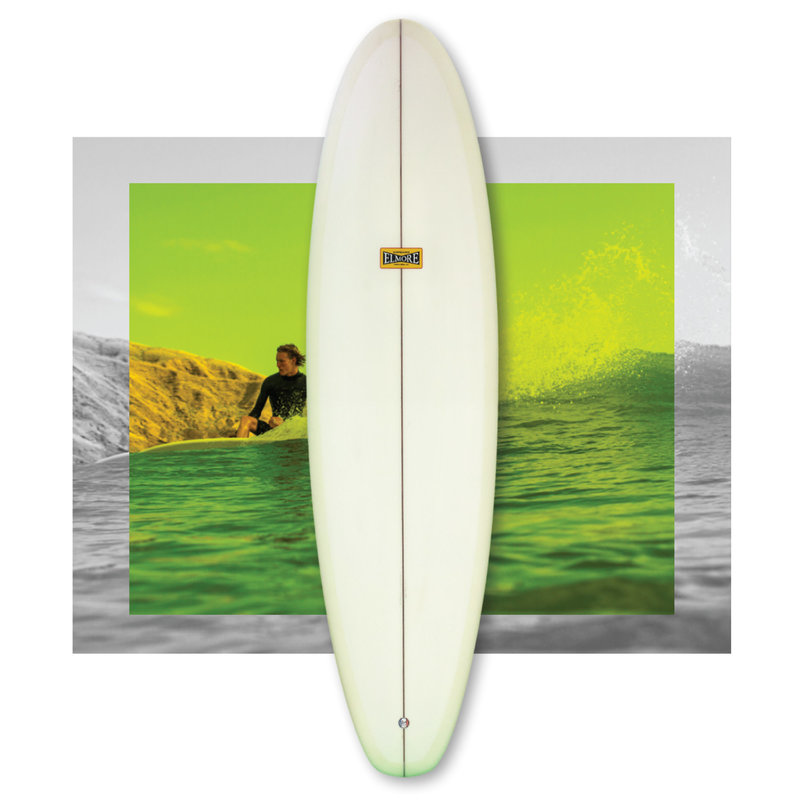 Troy Elmore Pusher 6'9 // SOLD