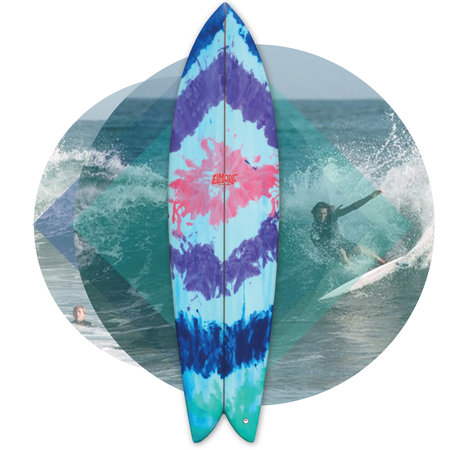 Troy Elmore Frye'd Fish 7'0 // SOLD